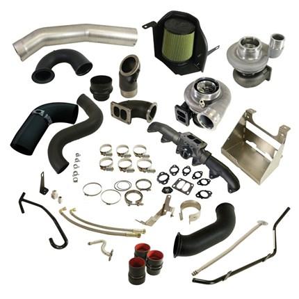 BD Diesel Cobra Twin Turbo Kits S488/S467/S366SX-E/S486SX