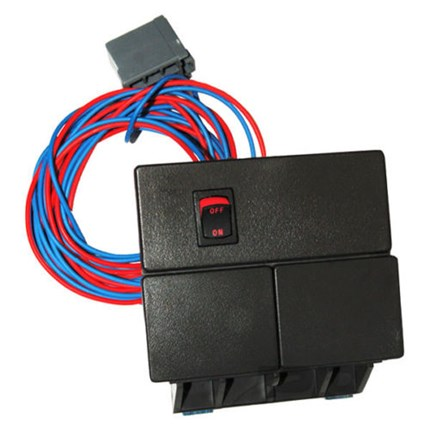 High Idle Valet Switch   2001-2005 GM Duramax   PPE
