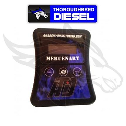 Anarchy Diesel Mercenary Autocal Level 3 Csp5 Efi Live For 06 09