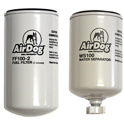 airdog replacement filters 1 fuel filter ff100 2 1. Black Bedroom Furniture Sets. Home Design Ideas