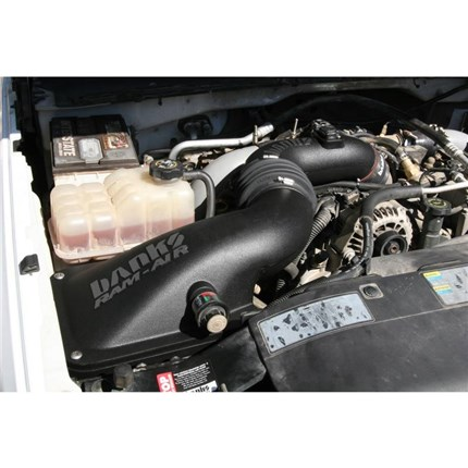 Banks Power Ram Air Intake System with Dry Filter Duramax 6 6L (LB7) 01-04  Chevy - 42132-D