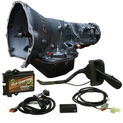 BD Diesel Dodge Transmission Kit c/w Tap Shifter - 2005-2007 48RE 4wd w/TVV  Stepper Motor