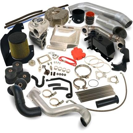 BD Duramax Compound S475 Add-A-Turbo Kit - 11-16 GM Duramax LML