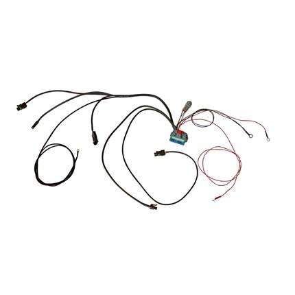 Quadzilla Standard Adrenaline Wiring Harness - 98.5-02 Dodge mins 5.9L on