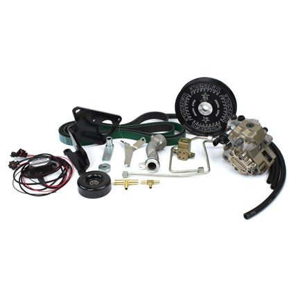 STOCK Dual CP3 Kit W/Pump | 2001-2009 GM Duramax