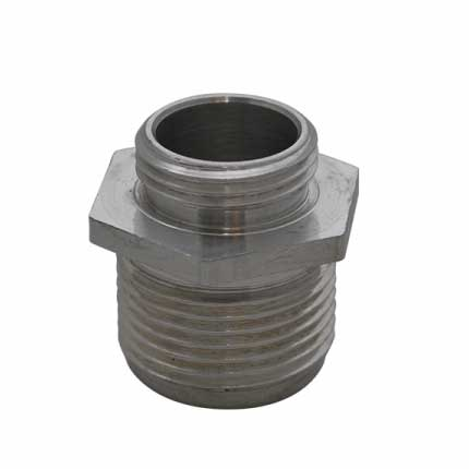 FASS Titanium Series Fuel Filter Nipple - For use w/ FASS Titanium Series