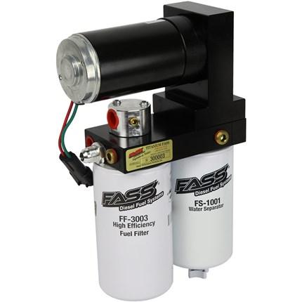 01-16 GM Fass Titanium Signature Series Fuel System | Thoroughbred