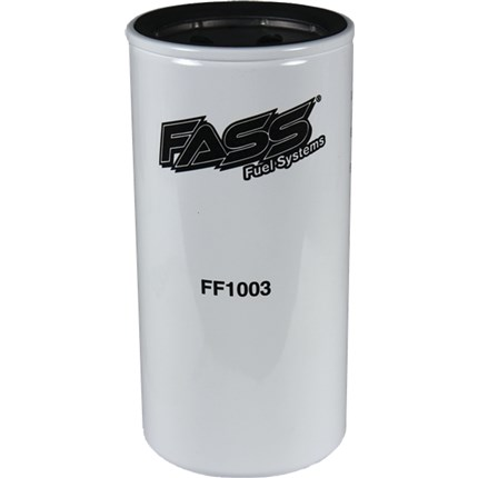 FASS HD Series Replacement Filter (Fits Red Base) - 3 Micron Fuel Filter -  FF-1003