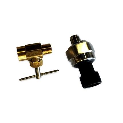 Quadzilla Fuel Pressure Sensor 0-100 PSI - Universal - FPSENS