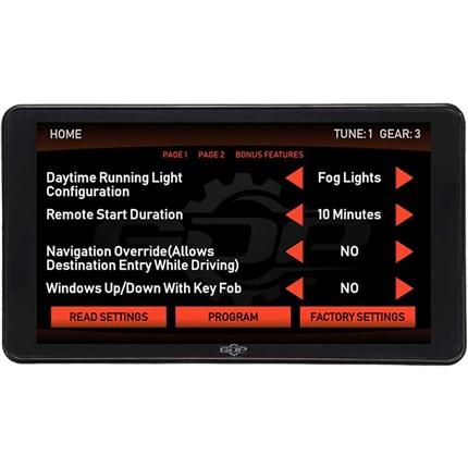 GDP EZ Lynk / EFI Live Wifi Monitor Pro with GPS/Maps/Dash Cam/Camera/Auto  Agent/Apps - EZGDPMPRO