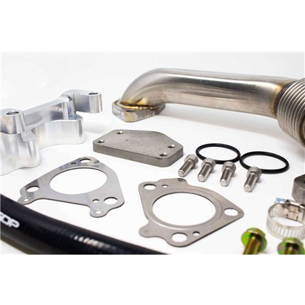 GDP Tuning EGR/Cooler Upgrade Kit w/ Up Pipe - 04 5-05 GM Duramax LLY