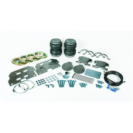 Pacbrake Air Spring Kit (No Compressor) - 11-16 Ford F250/350/450 Super  Duty 4WD (Works for non C&C and w/5th Wheel Hitch) - HP10193