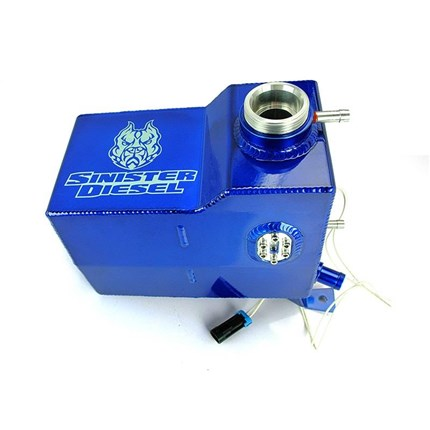 Sinister Diesel Coolant Reservoir (Degas) - 13-15 GM Duramax 6 6L LML