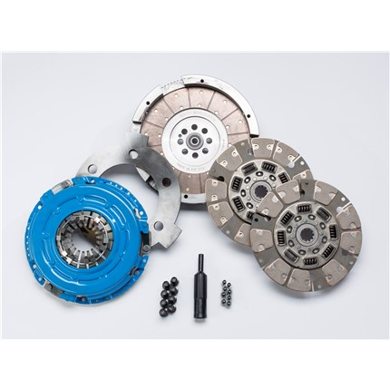 South Bend Super Street Dual Disc, 750hp, 1300 torque, 01-05 GM Duramax -  SSDDMAXCBY