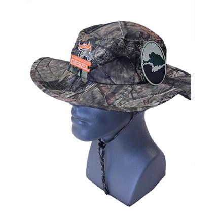 b4f2da27dd79a Thoroughbred Diesel Mossy Oak Break-Up Camo Boonie Hat