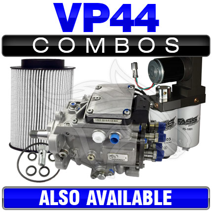 Bosch VP44 Injector Pump - 00-02 Cummins 6 Speed Manual