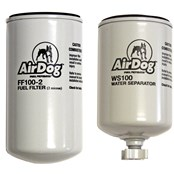 airdog fuel filter ff100 2 2 micron thoroughbred diesel AirDog 150 Fuel Filters