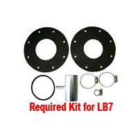 Titan LB7 Adaption KIT - Required LB7 Kit GM Duramax LB7