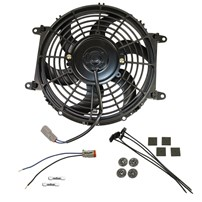 BD Diesel Universal Electric Cooling Fan Kit - Fits:  Many Makes & Models