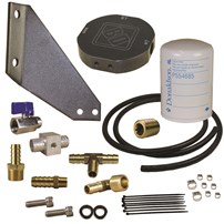 BD Diesel 6.0L Coolant Filter Kit - 03-07 Ford Powerstroke 6.0L - 1032121