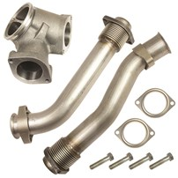 BD Diesel 7.3L Up Pipe - 99.5-03 Ford 7.3L - 1043900