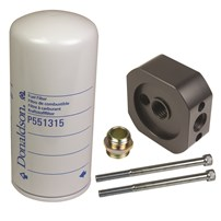 BD Diesel Fine Particel Fuel Filter - For use w/BD Diesel Flow Max Lift Pump