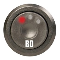 BD Diesel Throttle Sensitivity Booster - Push Botton Switch Kit