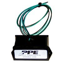 PPE Variable Vane Turbo Delete Module