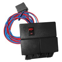 PPE High Idle Valet Switch - 03-04 GM Duramax - 111002000