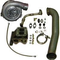 PPE GT40R Series Turbo Kit with Garrett GT4088R Turbo - 01-07 GM Duramax (550-650 RWHP) - 116006500
