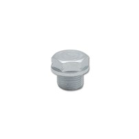 Vibrant Performance Threaded Hex Bolt for Plugging O2 Sensor Bungs (Single Unit, Retail Pack) - 1195A