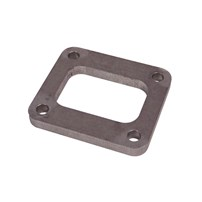 Vibrant Performance 1018 Mild Steel - T4 Turbo Inlet Flange (1/2