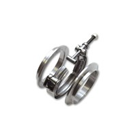 Vibrant Performance Stainless Steel V-Band Flange Assembly