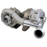 BD Diesel OEM Reman Turbo - Complete Twin Turbo Assembly - 08-10 Ford Powerstroke 6.4L - 179514-B