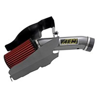 AEM Brute Force Air Intake - Gunmetal Gray - 99.5-03 Ford 7.3L (pickup & excursion) - 21-8114DC