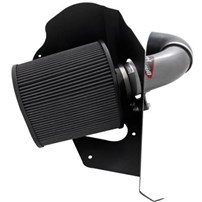 AEM Brute Force HD Air Intake - Gunmetal Gray - 94-02 Dodge Cummins 5.9L - 21-9210DC