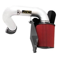 AEM Brute Force HD Air Intake - Polished - 03-06 Dodge Cummins 5.9L - 21-9211DP