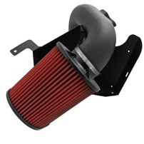 AEM Brute Force HD Air Intake - Black - 07.5-09 Dodge Cummins 6.7L - 21-9221DS