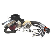 Industrial Injection Compound Stock Add-A-Turbo Kit - 13-16 Dodge Cummins 6.7L - 22C407