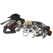 Industrial Injection Towing Compound Turbo Kit - 13-16 Dodge Cummins 6.7L - 22C408