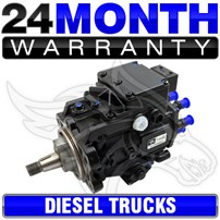 VP44 Injector Pump (24 Month Warranty) - 98.5-02 Cummins Auto/5 speed Manual/98.5-99 6 speed Non HO - 15XVP442YR