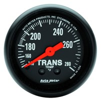 Autometer Z Series Transmission Temperature Gauges