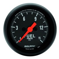 Autometer Z Series Fuel Pressure Gauges