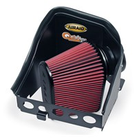 Airaid Cold Air Intake w/SynthaMax Dry Filter (QUICK FIT) - 94-02 Dodge Cummins - 301-139
