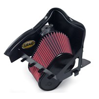Airaid Cold Air Intake w/SynthaMax Dry Filter (QUICK FIT) - 04-07 Dodge Cummins