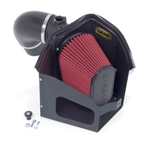 Airaid Cold Air Intake w/SynthaMax Dry Filter (COOL AIR DAM SERIES) - 07.5-09 Dodge Cummins - 301-209
