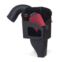 Airaid Cold Air Intake w/SynthaMax Dry Filter (MXP SERIES) - 03-07 Dodge Cummins - 301-259