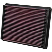 K&N Air Filter 01-05 6.6L Duramax - 33-2135