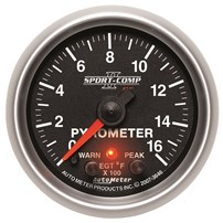 Autometer Sport Comp II EGT Gauges