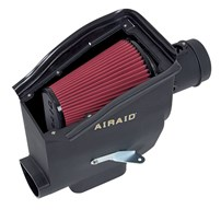 Airaid Cold Air Intake w/SynthaFlow Oiled Filter (MXP SERIES) - 08-10 Ford Powerstroke - 400-214-1